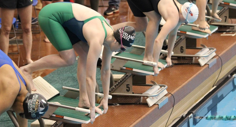 Akers, McNamara Post NCAA Qualifying Marks