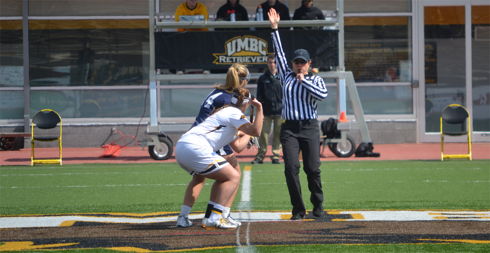 Women's Lacrosse Falls to New Hampshire, 8-2