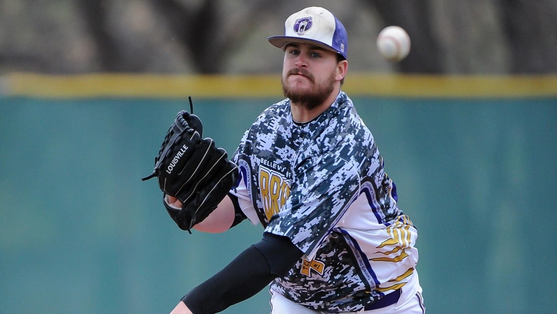 Zach Wilson retired 14-straight batters at one point during Saturday's second game