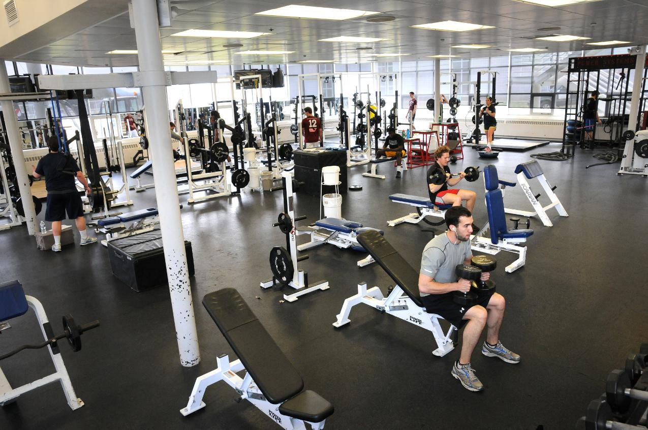Fitness Center Middlebury College Athletics