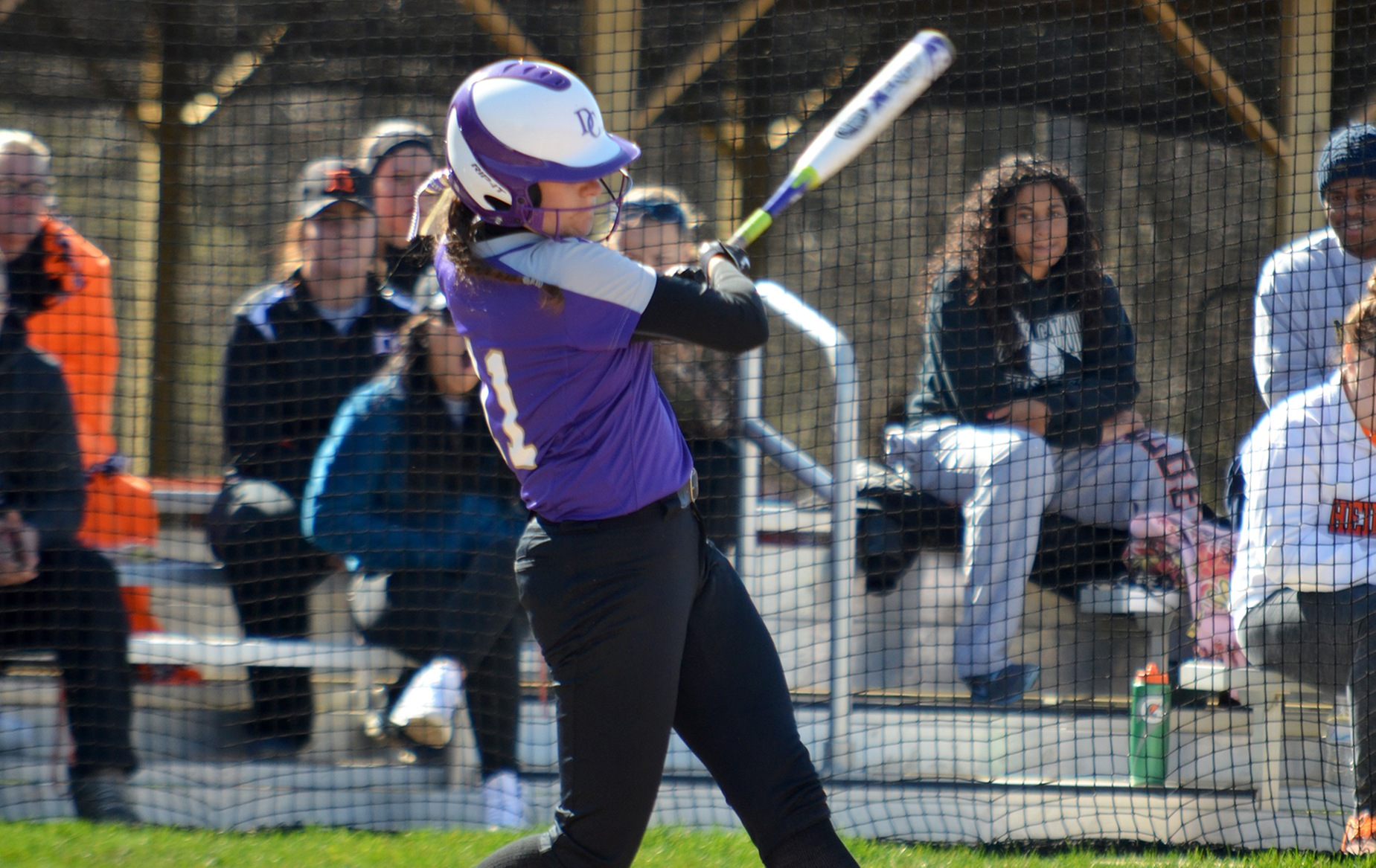 Softball Drops Two at Denison
