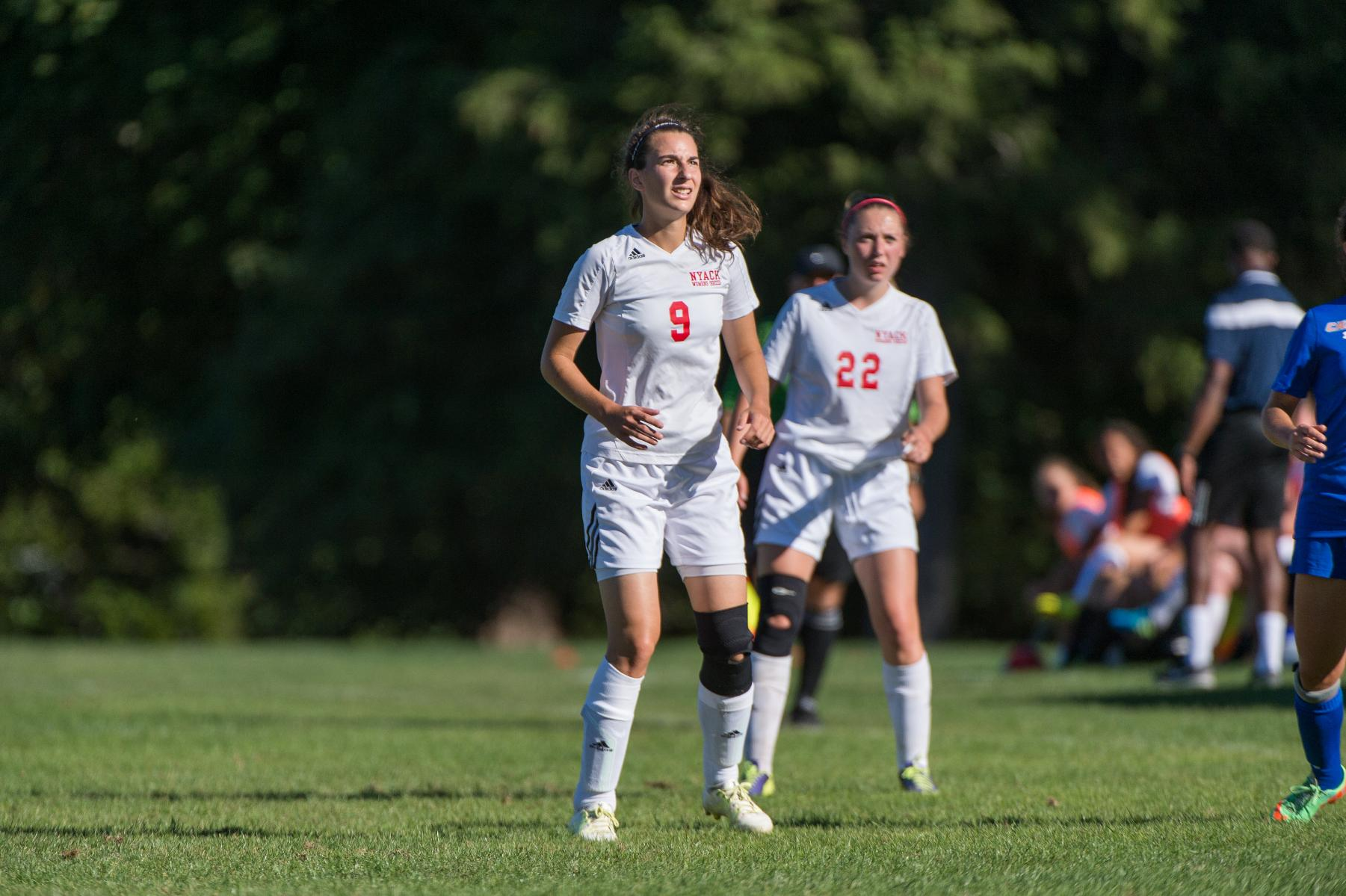 Goldey-Beacom upends Nyack 2-1 in CACC opener