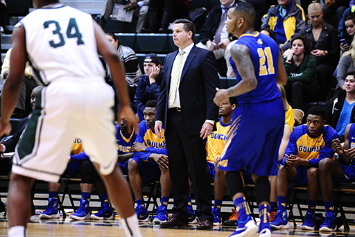 Midshipmen Pull Away in Second Half for 76-47 Win