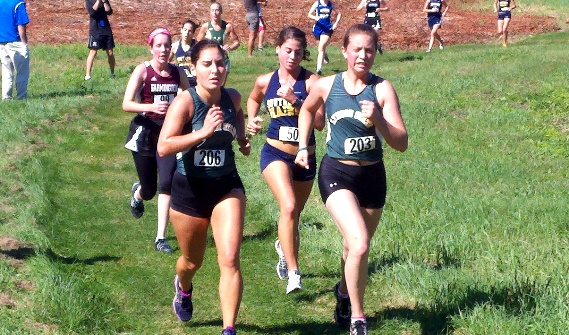Lady Hornets sixth at University of New England Invitational