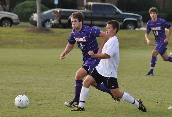 Men's Soccer: Sewanee downs Panthers 1-0
