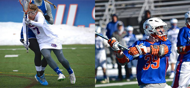 TOP MOMENT #6 – MEN'S AND WOMEN'S LACROSSE DEBUTS AT INTERCOLLEGIATE LEVEL