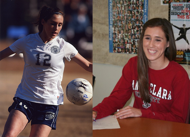 Meet the Future of Santa Clara Women's Soccer: Whitney Cohen
