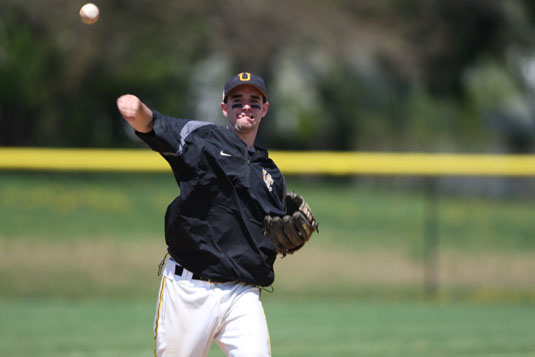 Baseball swept by Johns Hopkins