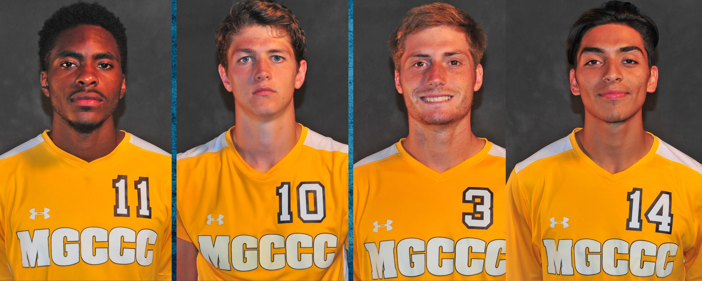 Smith hat trick lifts MGCCC