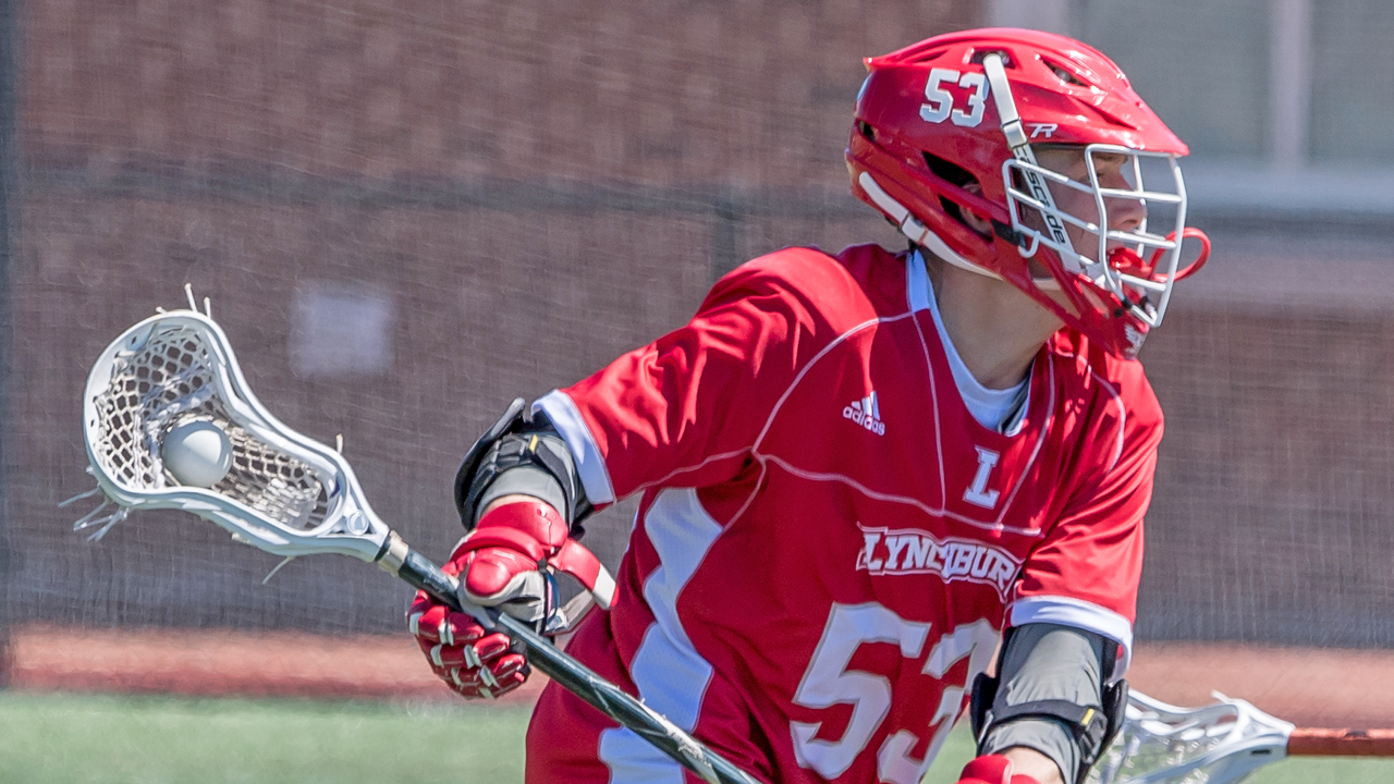 Logan Adams registered a game-high eight points with a goal and seven assists vs. Sewanee.