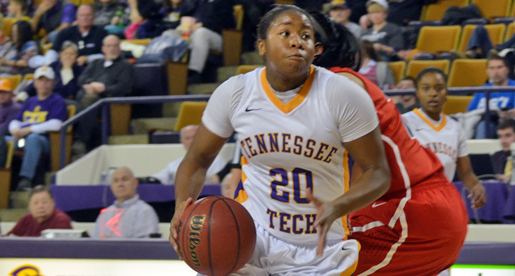 Golden Eagle women subdue Belmont in initial OVC meeting