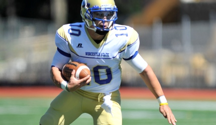 Football Helps Cullen Capture 150th Career Win in 27-13 Upset  Over Framingham State
