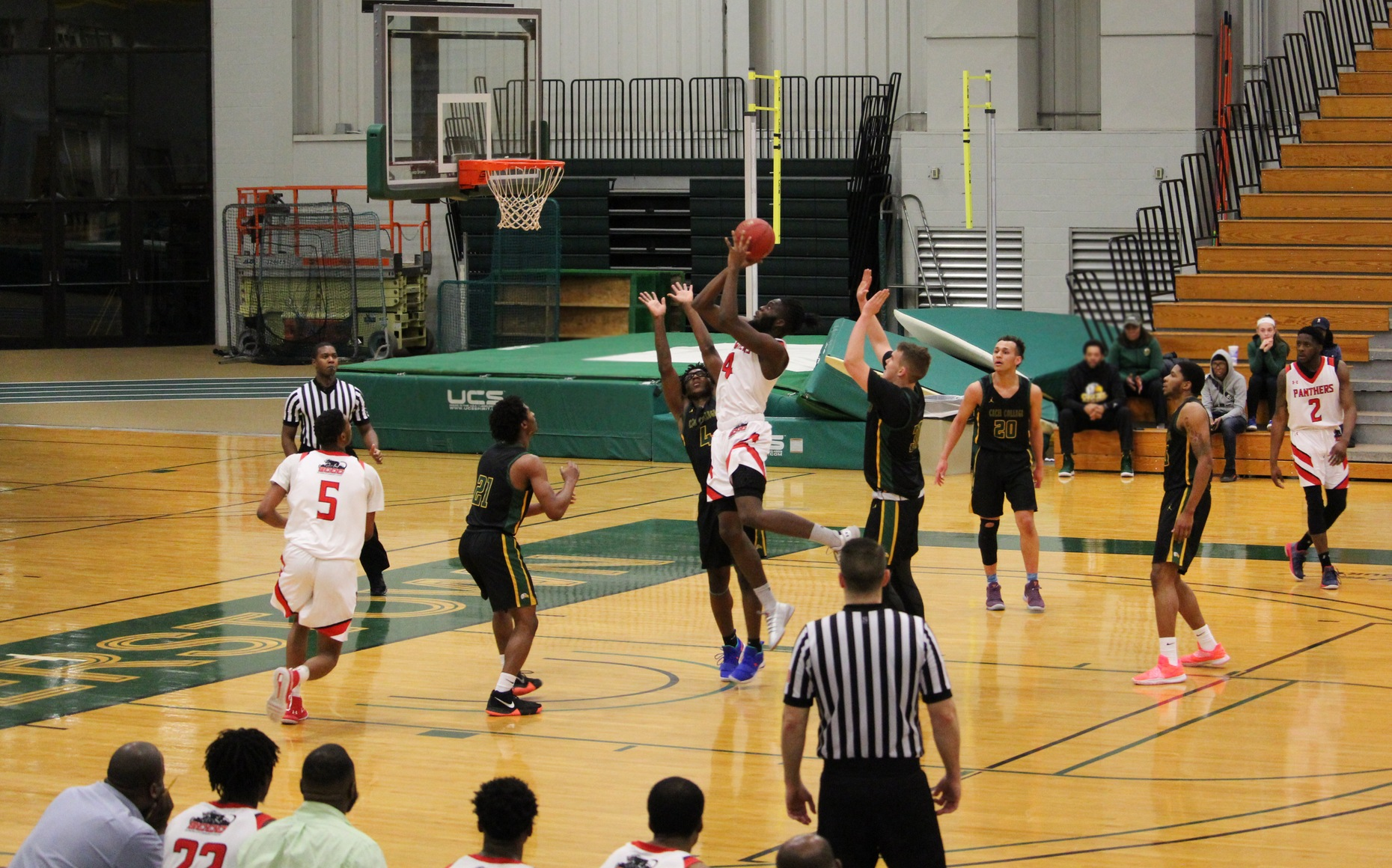 MDJUCO Men's Basketball Tournament: Baltimore City Gets Past Cecil in OT, Plays Frederick for Title