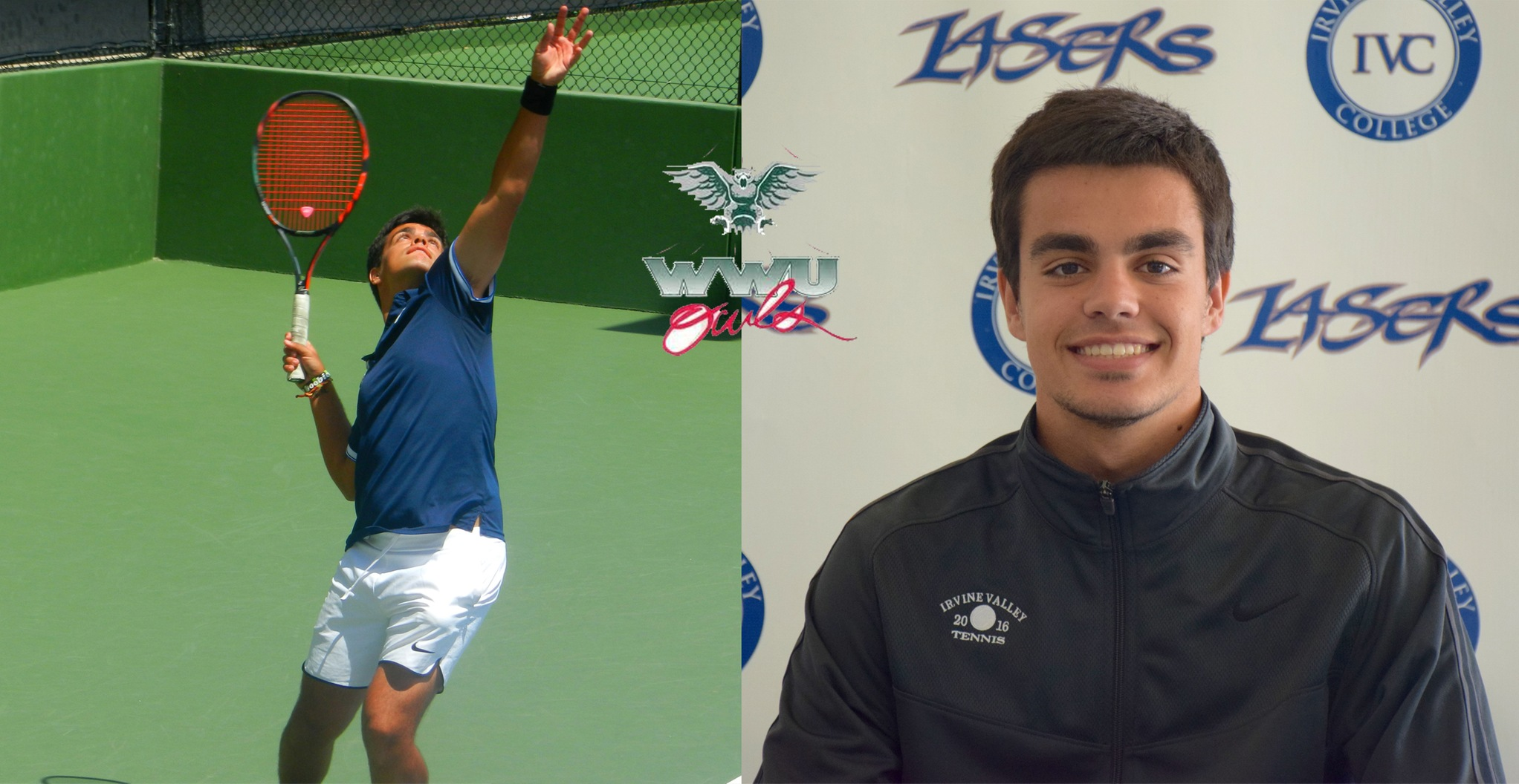 Former IVC star tennis player Javier Callejo named All-American