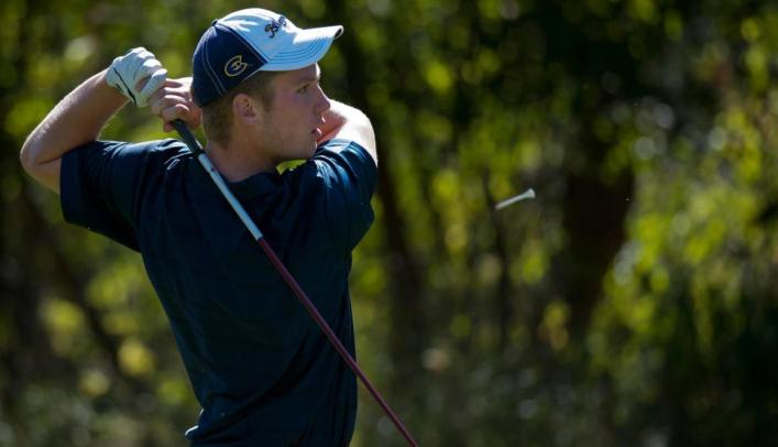 Men's Golf Ties for Eighth in Spring Opener in Illinois