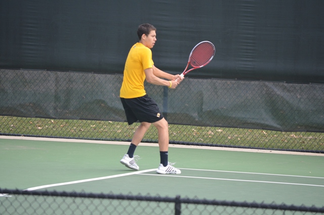 Panthers Win Tough 5-4 Match Against Bulldogs
