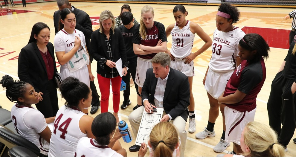 Three-Game Road Trip for Women's Basketball Begins at Portland