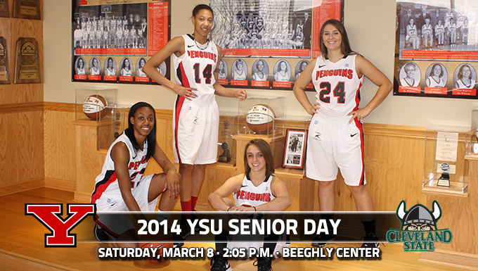 YSU Hopes Full 40 Minutes Leads to One More Home Game for Seniors