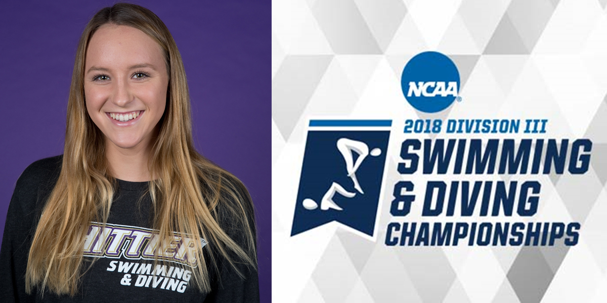 Brooke Geske Qualifies for NCAA Div. III Championships
