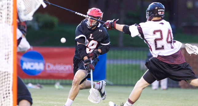 Voumard Leads Men's Lacrosse All-American Honorees