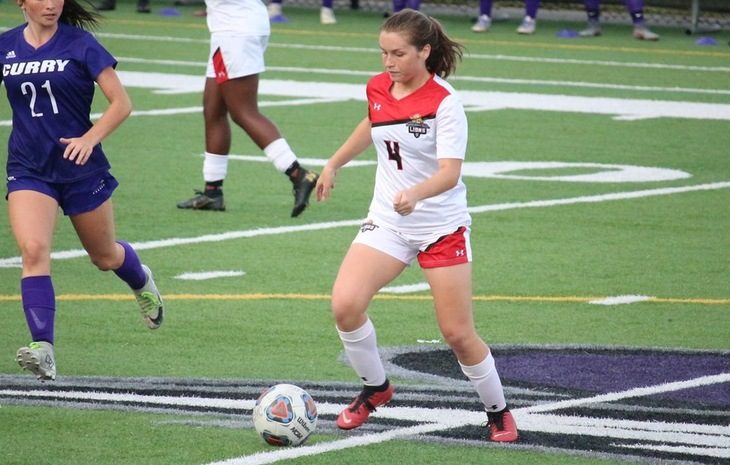 Women's Soccer Drops 2-0 Decision to Dean