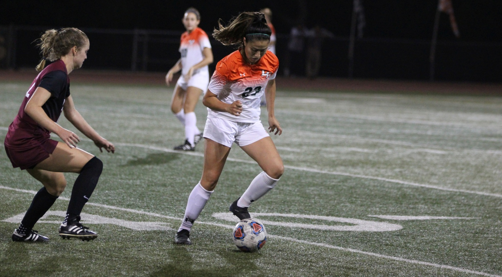 Women's Soccer falls to Regals on the road