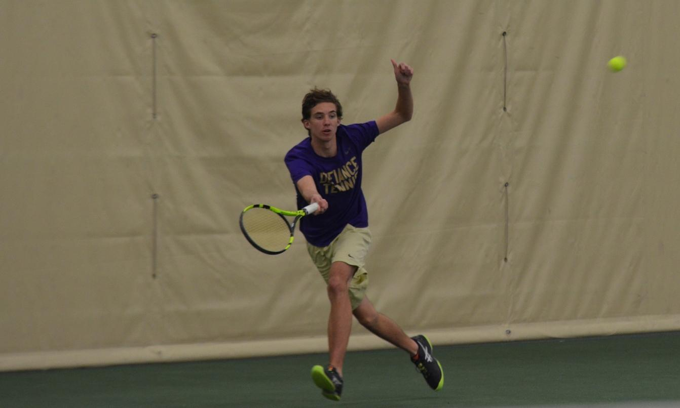 Men's Tennis Topped by Manchester