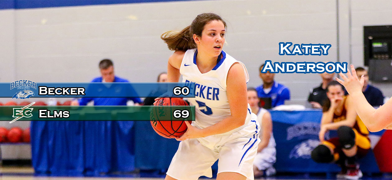 Elms rallies past Women's Basketball, 69-60