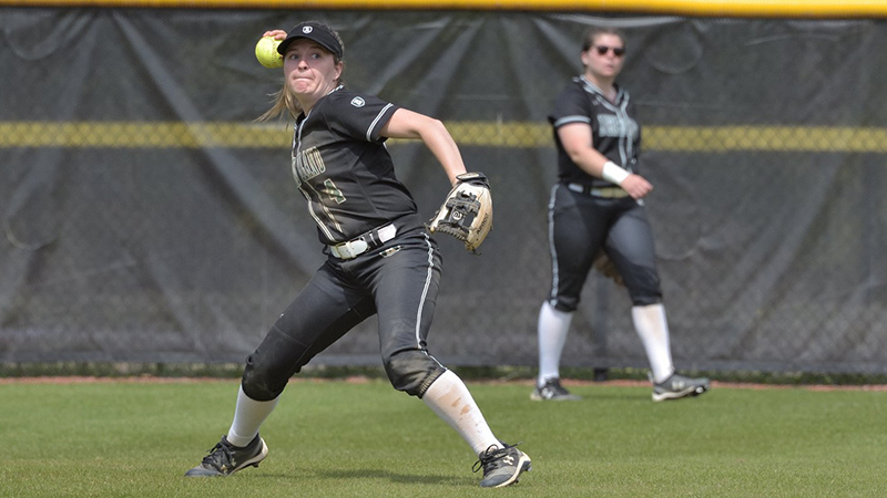 Softball Sweeps Visiting USC Sumter, 7-2, 6-4