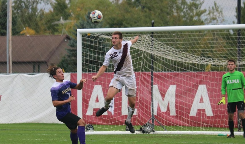 Scots Fall to Trine on Senior Day