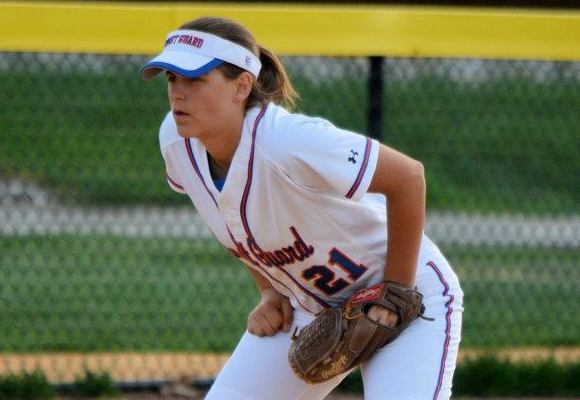 Bastinck Named NFCA First Team All-American