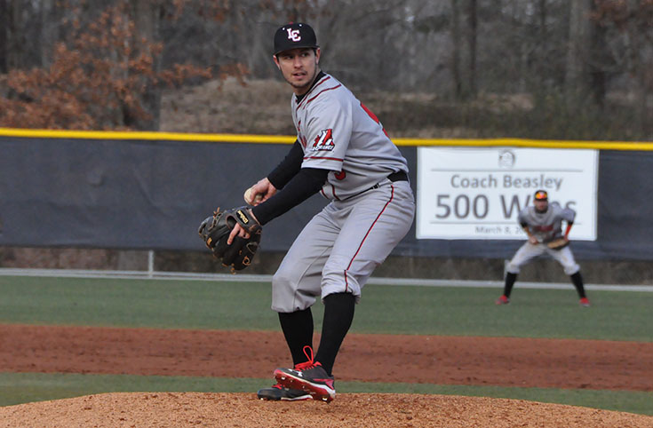 Baseball: Panthers pull away to beat Huntingdon 11-3 for second straight win in USA South series