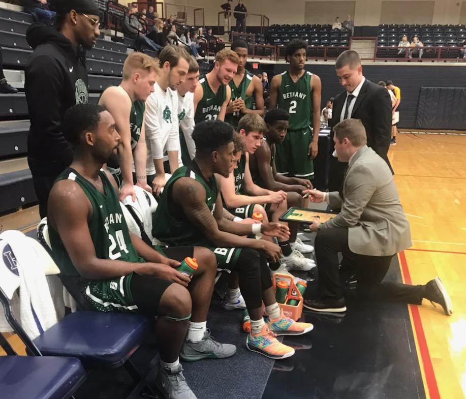 Men's Basketball Suffers Loss to Baldwin Wallace