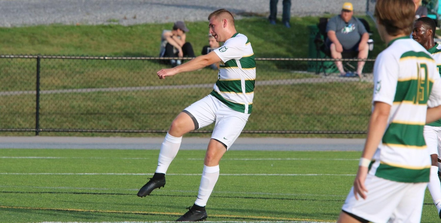 Chris Millard scored his 11th goal of the season on Sunday