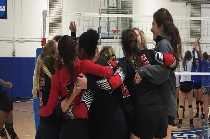 Volleyball: Panthers shock West top-seed Covenant to reach USA South semifinals