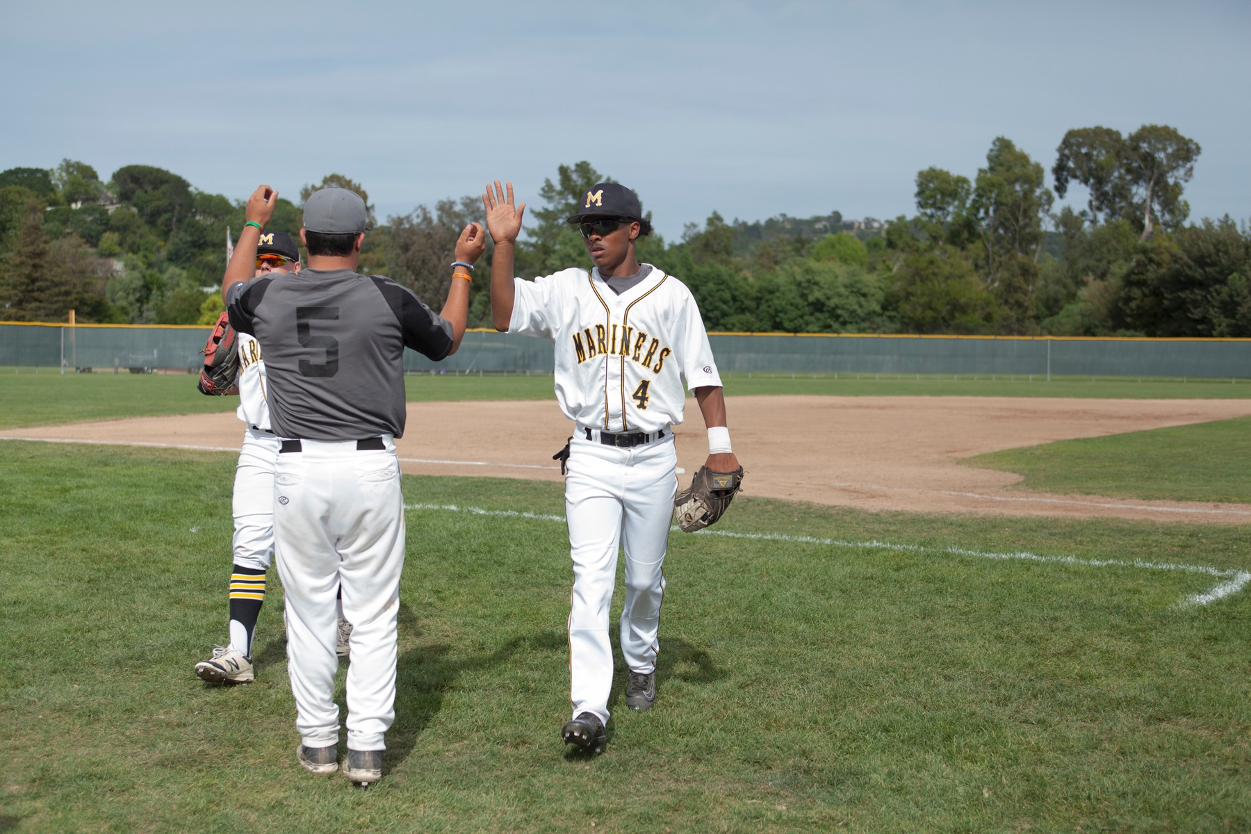Merriwether's 11th Inning Single Means Marin Sweep Over Laney