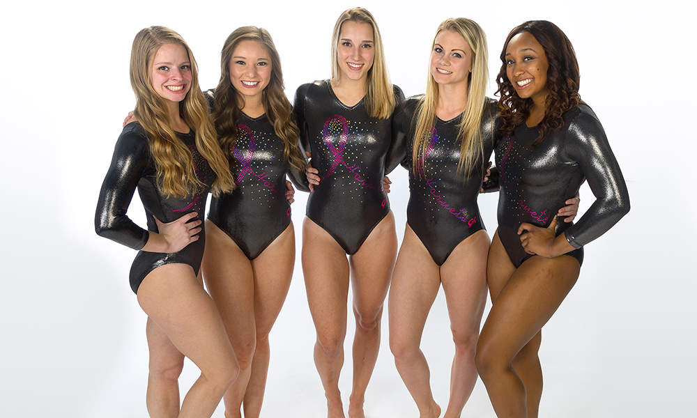 GYMNASTICS FINALLY BACK HOME FOR TRI-MEET ON FRIDAY