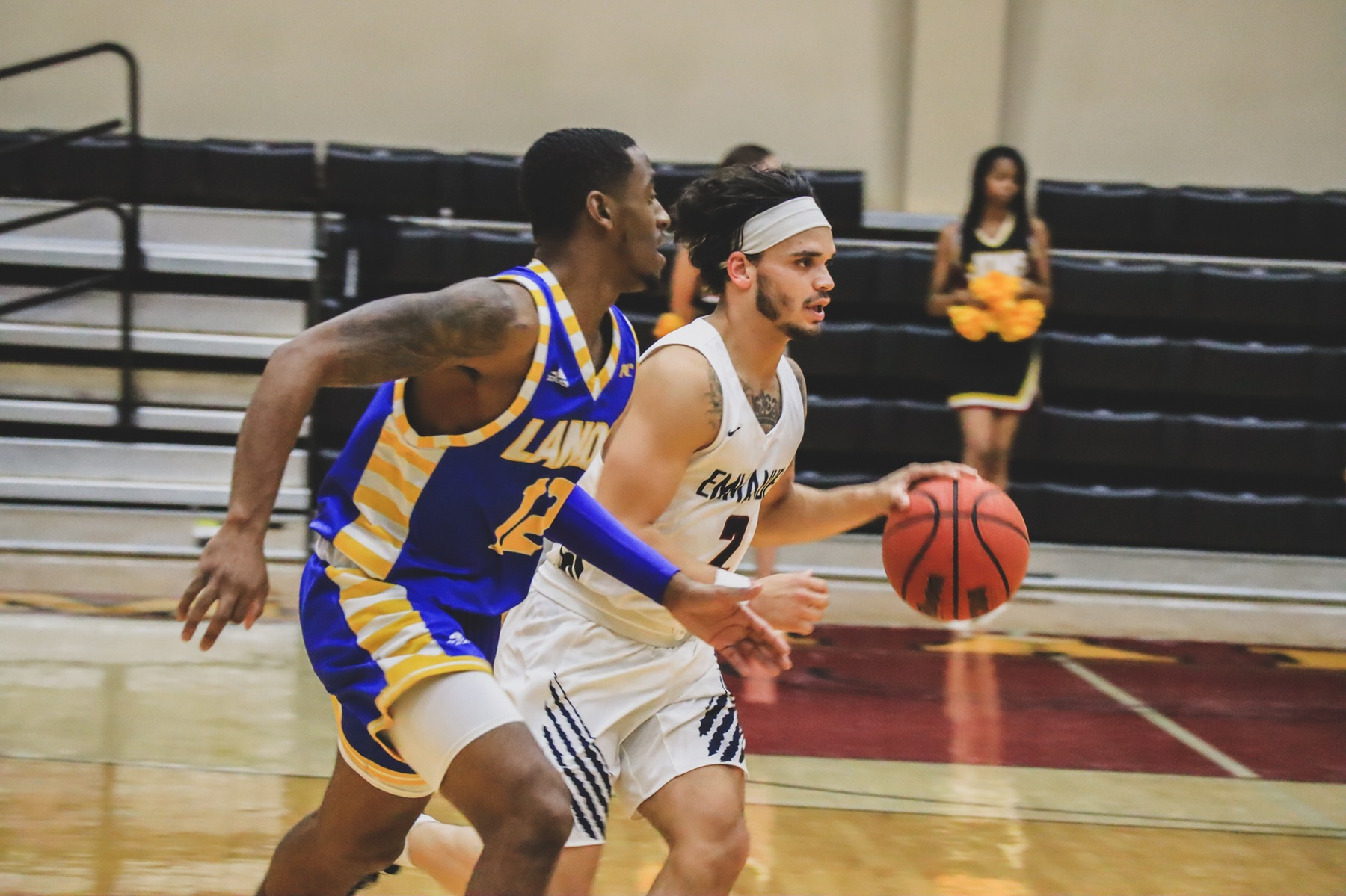 Men's Basketball Suffers First Conference Loss of the Season to King, 88-82