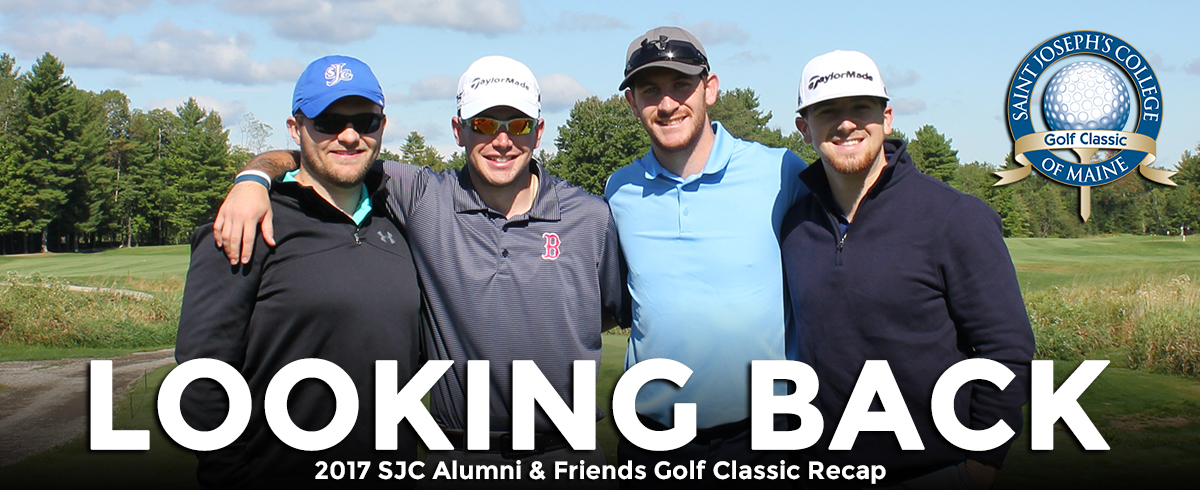 2017 SJC Alumni & Friends Golf Classic Recap