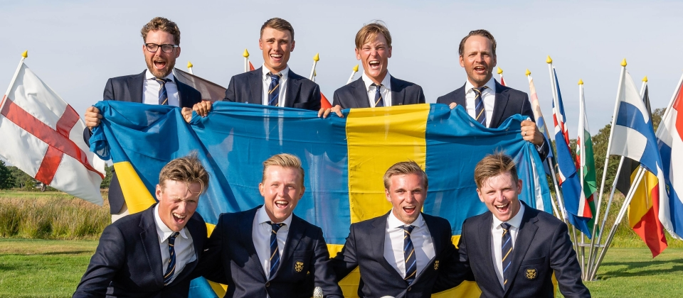 Norrman Helps Bring Championship Title To Sweden