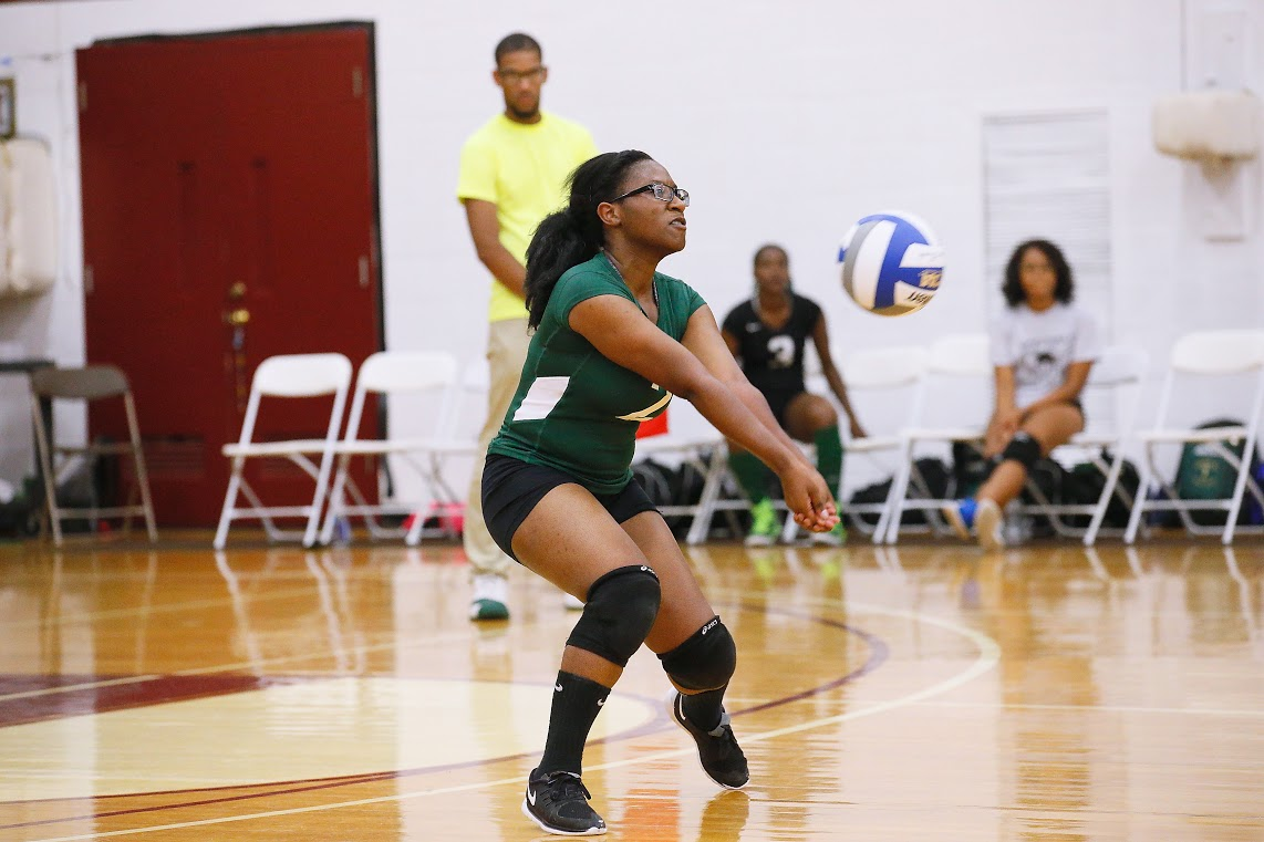 PMC Volleyball Falls to Fort Kent