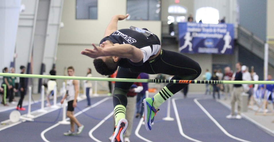 Leap day: Storm men in fourth through day one at GLIAC meet