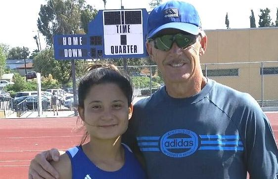 SBVC Women's Track & Field wins the javelin Conference Title at PCAC Prelims