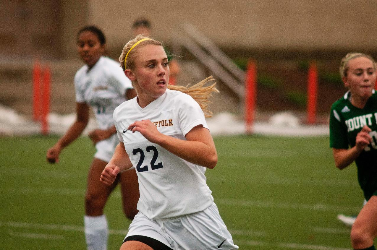 Three Road Games on Tap for Women's Soccer This Week