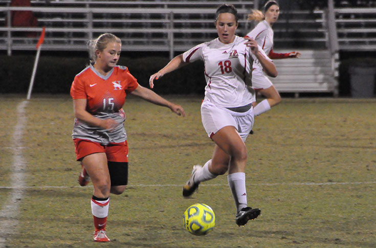Women's Soccer: Panthers end season with 7-0 shutout of Huntingdon