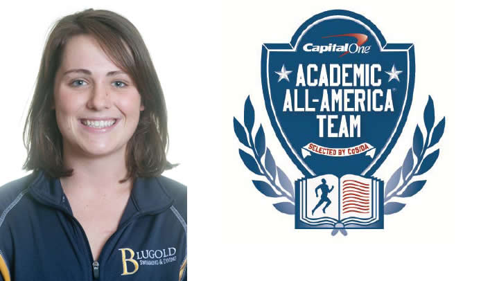 Grace Fair Selected to Academic All-District Team
