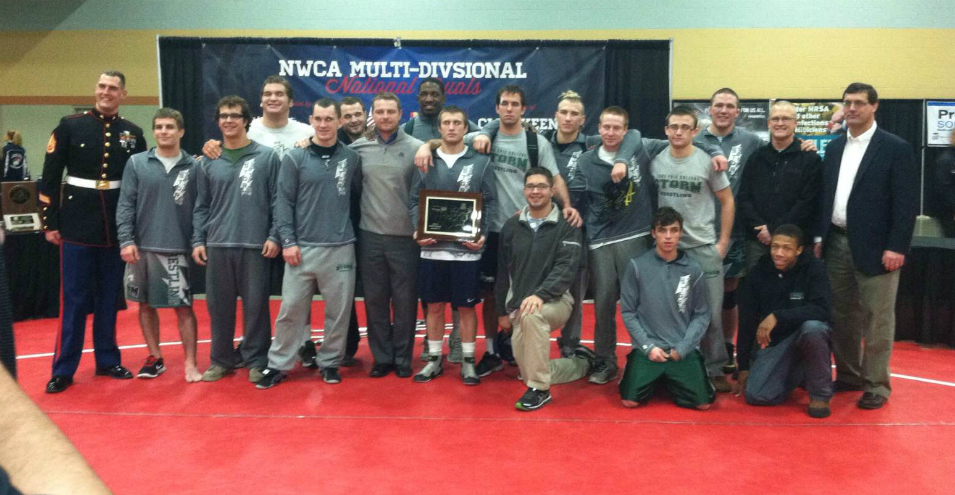 Storm Finish Eighth at National Duals