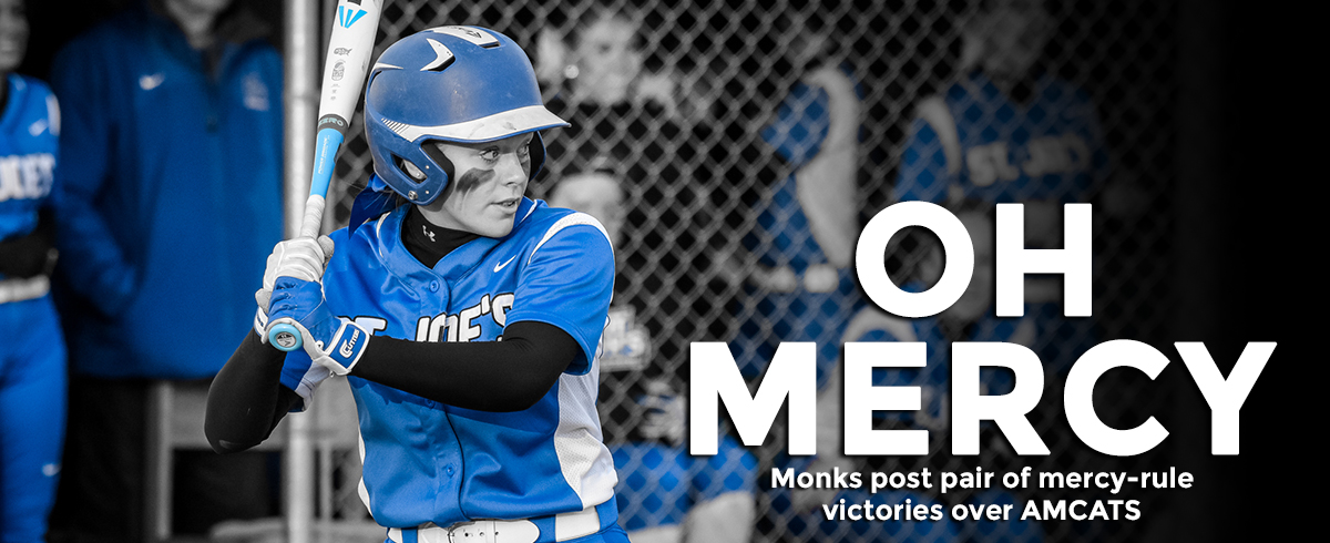 Monks Sweep AMCATS, 13-0 & 8-0