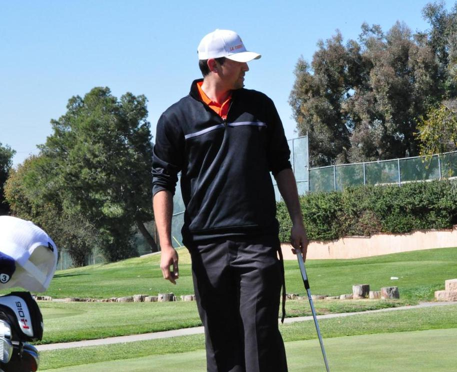 Golf Takes Second At SCIAC #2