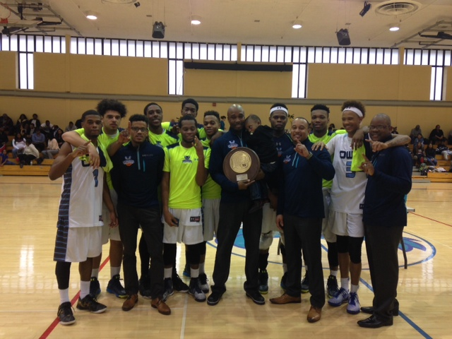 Men's Basketball Capture another Region XX DIII Championship